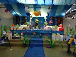 interior design under the sea themed decorations small home