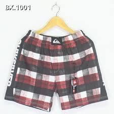Harga Boxer Quiksilver celana pendek boxer supreme vans quiksilver baru allsize preloved