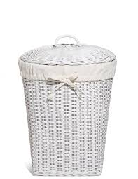 white laundry hampers laundry basket storage m u0026s