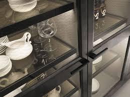 metal island kitchen contemporary kitchen glass metal island filò by roberto
