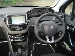 peugeot world peugeot 208 allure interior wheel world reviews