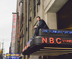 where does trump live jimmy fallon was on top of the world then came trump the new