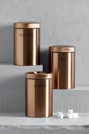 kitchen storage canisters kitchen storage jars bread bins cake tins next official site