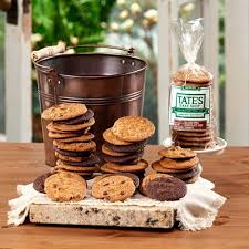cookie gift baskets tates bake shop gluten free classic cookie gift basket walmart