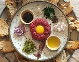 tartare cuisine befszyk tatarski steak tartare