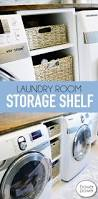 Laundry Room Storage Between Washer And Dryer by Laundry Room Storage Bower Power