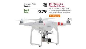 black friday flight club dji phantom standard 3 drone black friday november sam u0027s club deal