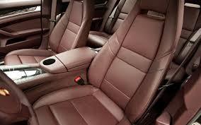 porsche panamera seats 2012 porsche panamera s hybrid test motor trend