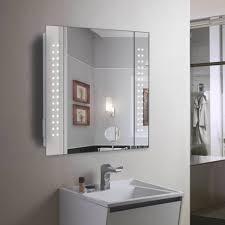 bathroom cabinets bathroom mirror light with motion sensor