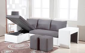 canap d angle convertible avec pouf canape d angle cuir topiwall