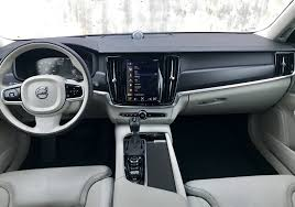 volvo hatchback interior 2017 volvo v90 cross country review the torque report