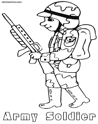 soldier coloring pages to print eson me
