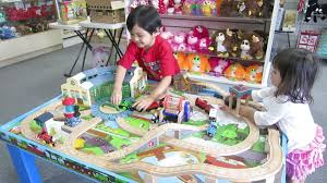 thomas the train wooden table the kids the thomas and friends wooden table play set part 1
