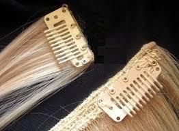 diy hair extensions diy clip in hair extensions