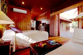 Accommodation At Panta Phuket The Legend Of Thai Villas Hotel - Thai style interior design
