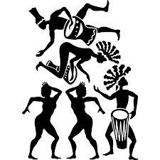 9 images of african dance coloring pages african drum coloring