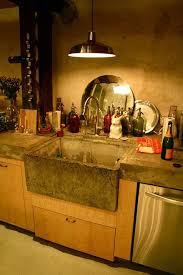 Kitchen Sink Tops by 49 Best Concrete Kitchen Sink Images On Pinterest Concrete
