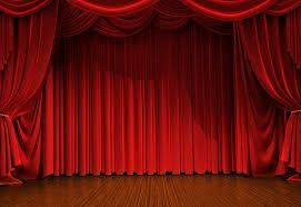 Pulley Curtain Systems Inspiring Design Stage Curtain Pleating And Fullness For Stage