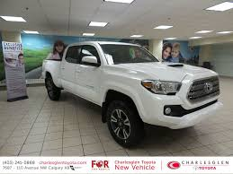new toyota truck new 2017 toyota tacoma 4 door pickup in calgary ab 170066