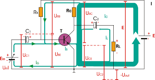 Transformer Coupled Transistor Amplifier Schematic What Do Coupling Capacitors Really Do In Ac Amplifiers Are