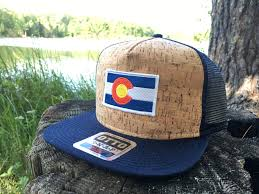 American Flag Flat Bill Hat Colorado Flag Cork Flat Bill Hat U2013 Livnfresh Com