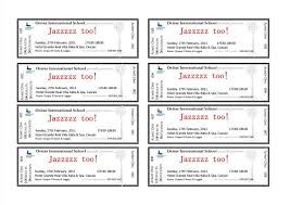 ticket template awesome admission ticket template photos resume sles
