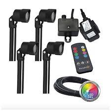 low voltage led landscape lighting kits landscape lighting kit ebay