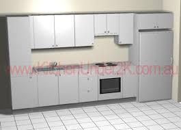 Straight Line Kitchen Designs Budget Kitchen Renovations Kitchen Under 2k Including Accessories