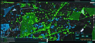 Ingress World Map by The Secret War That Rages Across Edinburgh Edinburgh Reviews