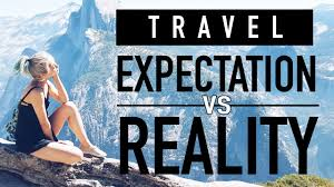 travel girls images Travel expectations vs reality a lazy girls travel diary jpg