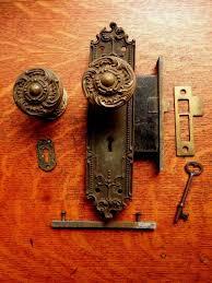 Exterior Door Hardware Sets 319 Best Antique Door Hardware Images On Pinterest Lever Door