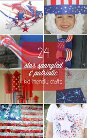 24 star spangled u0026 patriotic kid friendly crafts camp makery