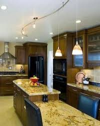 Kitchen With Track Lighting by 11 Stunning Photos Of Kitchen Track Lighting Family Kitchen
