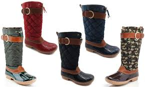 groupon s boots s water resistant boots groupon