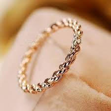 finger ring designs for twist design 18k gold finger ring