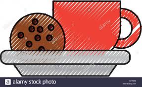 chocolate martini clipart chocolate stock vector images alamy