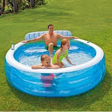 furniture intex sun shade walmart inflatable pool for outdoor