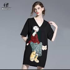 online get cheap short black shirt dress aliexpress com alibaba