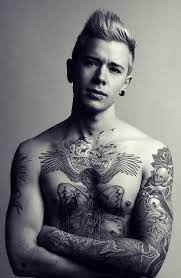 chest tattoos