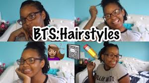 Fun Easy Hairstyles For Short Hair by Back To Easy Hairstyles For Short Hair Youtube