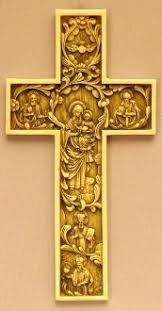 church crosses wall cross and crucifix celtic cross wood decorative olive