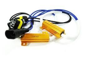 load resistors for led lights 9006 hb4 led light xenon hl low beam headlight no error load