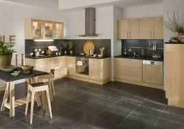 cuisine noir laqué plan de travail bois chambre enfant cuisine noir plan de travail bois cuisine noir plan