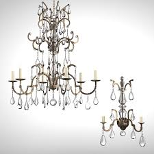 Crystal Candle Sconce Classic Luxury Chandelier