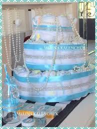 Tiffany Blue Baby Shower Cake - tiffany baby shower baby shower ideas themes games