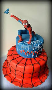 cool spiderman cake u2026 pinteres u2026