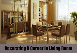 Corner Living Room Decorating Ideas - decorate a corner in living room billingsblessingbags org