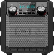 best black friday bluetooth speaker deals ion tailgater express portable bluetooth speaker black