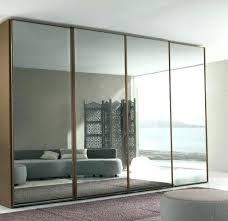 Bifold Closet Doors Menards Mirrored Closet Doors Mirror Design
