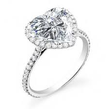 heart shaped engagement ring shaped engagement rings